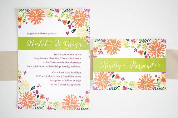 When Do You Order Wedding Invitations: 53 Best Wedding Invitations Images On Pinterest