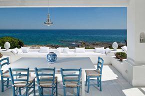 Ferienhaus auf Sizilien direkt am Meer - Villa Celeste, Syracuse