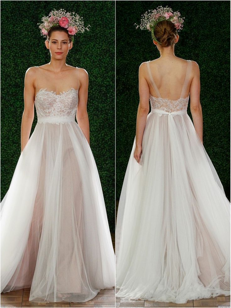 34 best Mimi\'s wedding dress images on Pinterest | Gown wedding ...