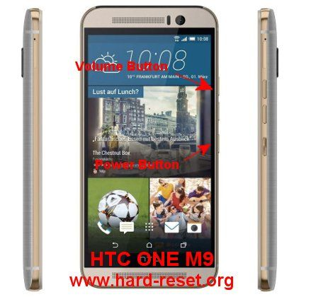Fast Android Lollipop smartphone is HTC ONE M9. Find how to fix problems at this page. #htc #lollipop #htconem9 #android #hardreset