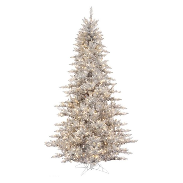 Best 25 Silver Fir Ideas On Pinterest Nature Pattern  - Vickerman Pre Lit Christmas Trees