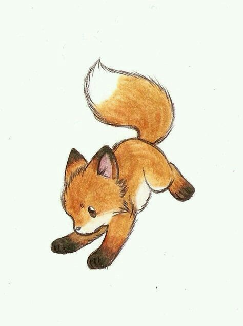 Süße Tiere Zeichnen