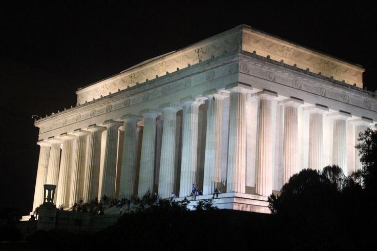 The Abraham Lincoln Memorial Washington D.C.