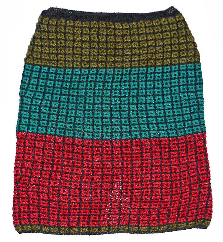 Tejidos Carmesí: faldas