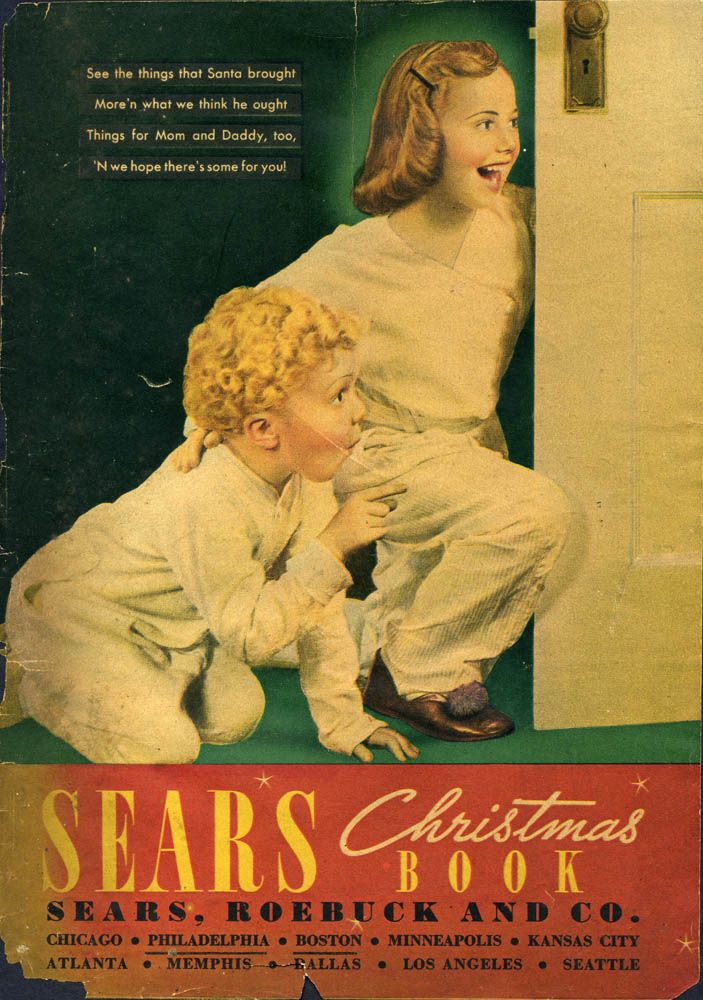 WishbookWeb.com: Vintage Christmas catalog archives!