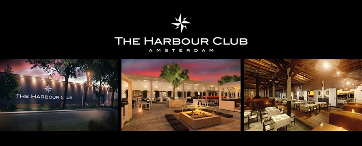 This club is situatied in a former wine terminal. 2200 m² of space with a bar, sushibar and a great restaurant. Delicious dishes. Great location: waterfront and a terras, so you can dine outside.  The Harbour Club, Cruquiusweg 67, Amsterdam.