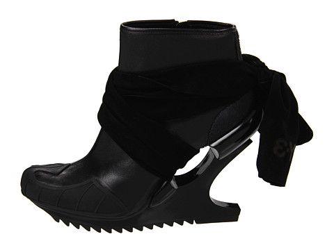 adidas Y-3 by Yohji Yamamoto Y-3 Nomad Wedge Black Y-3/Black Y-3 - Zappos.com Free Shipping BOTH Ways