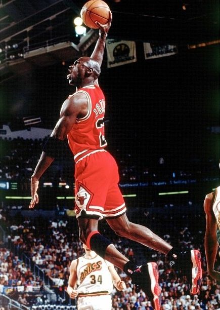 Greatest Player Of All Time - Michael Jordan