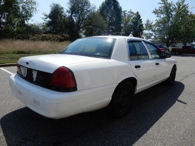 Used 2010 Ford Crown Victoria Police Interceptor Sedan In Spotsylvania Va Auto Com 2fabp7bv5ax106734 Victoria Police Ford New Cars