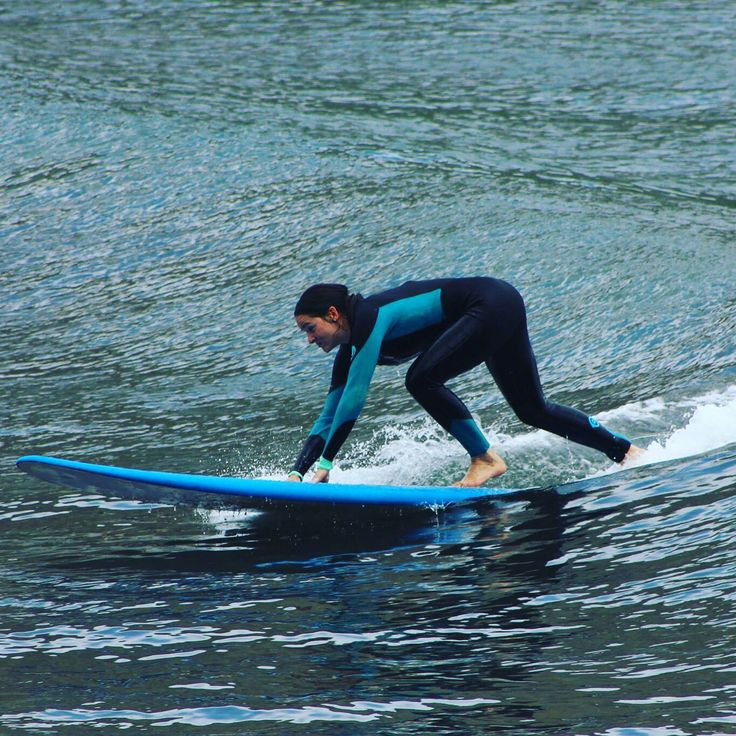 #Surfing! Ever tried this #adrenaline #watersport? The feeling of the first time standing up your board is incredible!