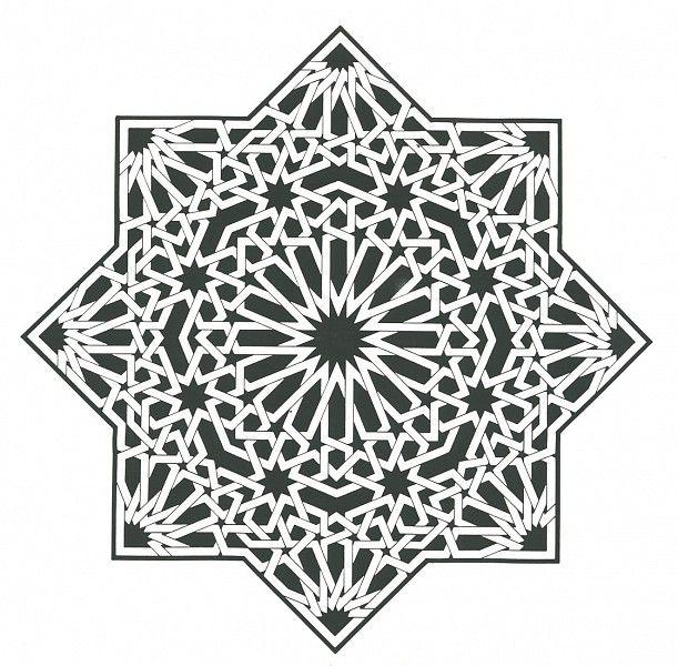 Arts de l'Islam - Motifs géométriques