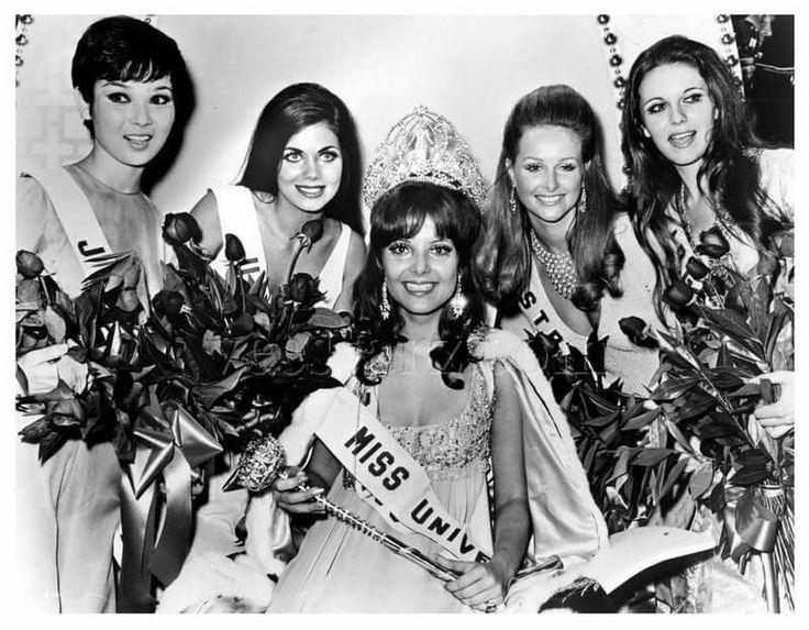 Marisol Malaret - Puerto Rico - Miss Universe 1970