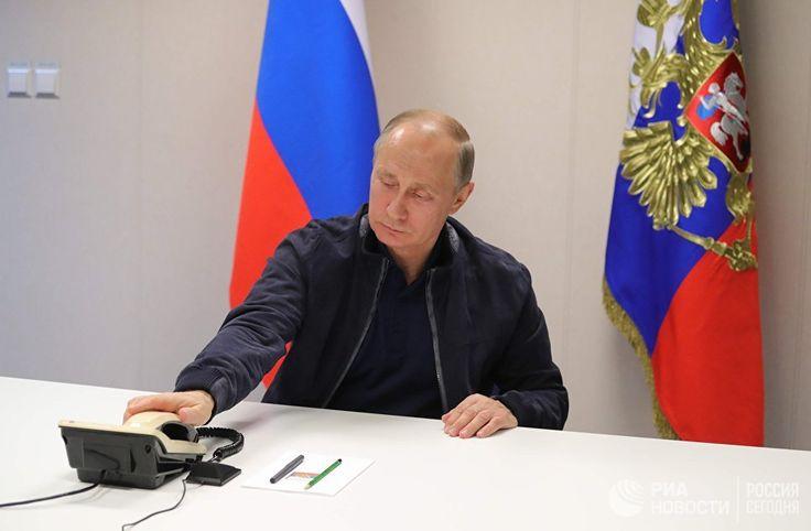 Путин выразил соболезнования Меркель после гибели людей в ДТП в Баварии 17:38, 03.07.2017 https://ria.ru/world/20170703/1497753690.html