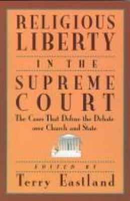 The Framers were thinking of the federal government in 1791 when they amended the Constitution for the first time, prohibiting Congress from enacting any ``law respecting an establishment of religion or prohibiting the free exercise thereof.'' But in the 1940s, the Supreme Court greatly broadened the protections provided in those two religious-liberty clauses when it found that they also applied to actions of the individual states.