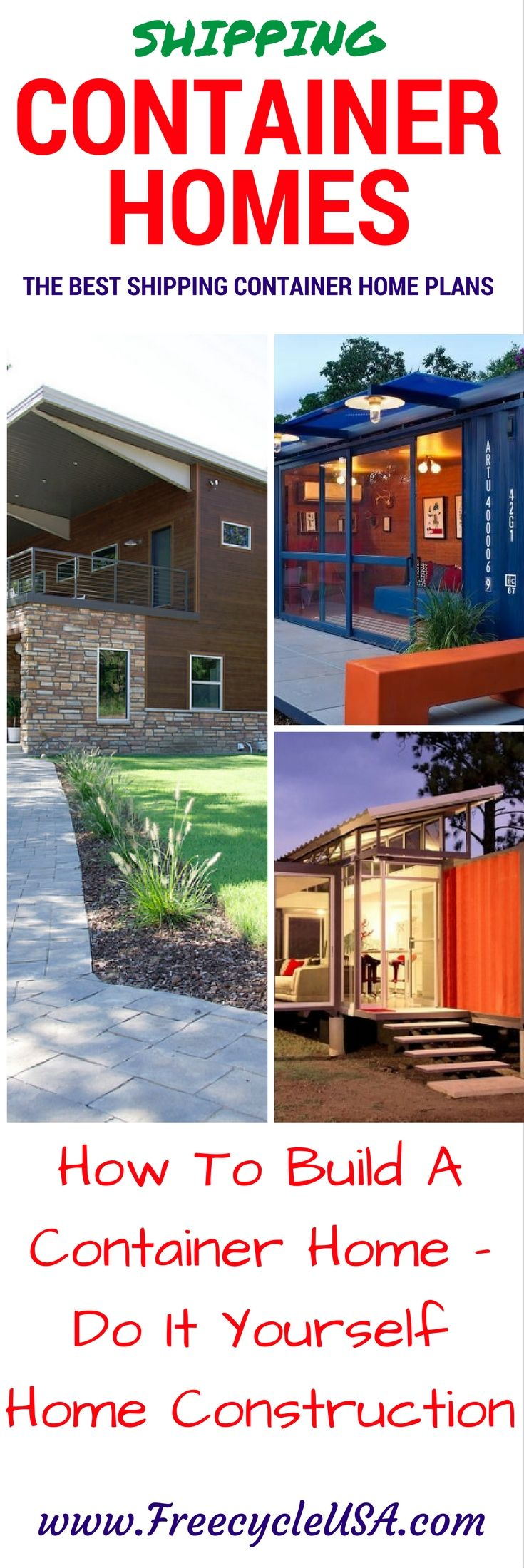 top 25+ best sea can homes ideas on pinterest | shipping container