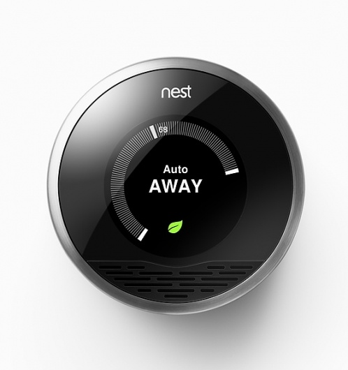 Designspiration — Nest | The Learning Thermostat | What is Auto-Away?