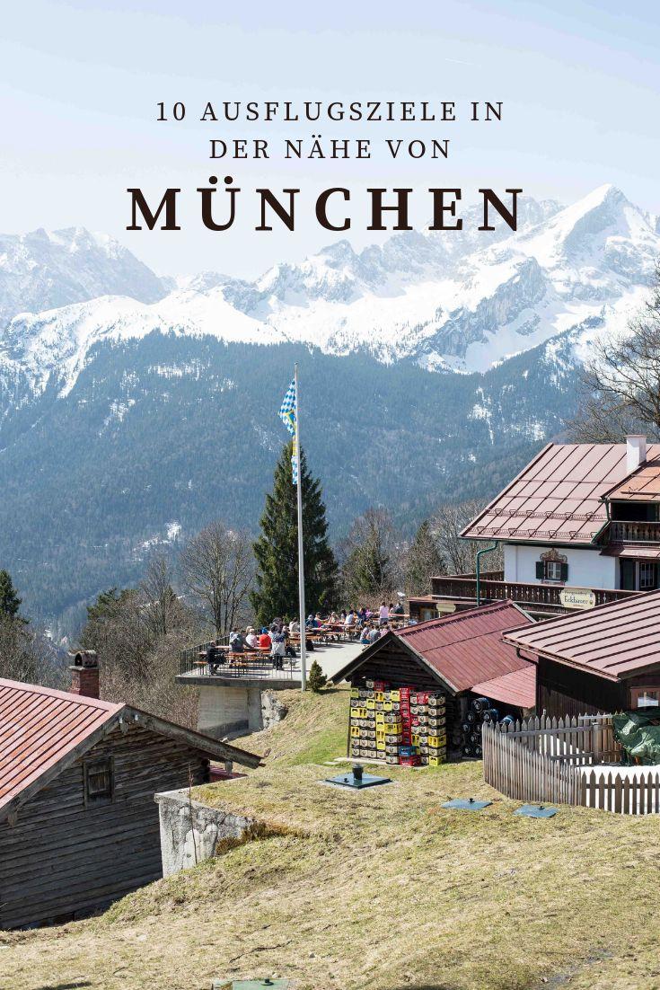Ausflugsziele in der Nähe von München – Jäger und Sammler Blog – Sonja Prößer