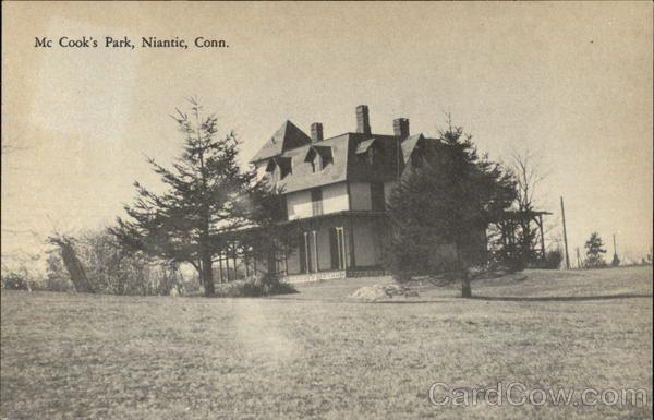Mc Cook's Park Niantic Connecticut