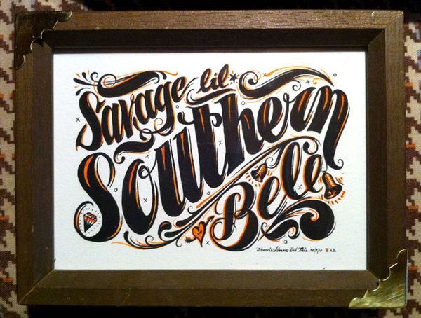 Southern Bele, Southern Belle, Southern Charms, Savage Southern, Lil Southern, Savage Lil, Hands Letters, Southern Girls, Graphics Design