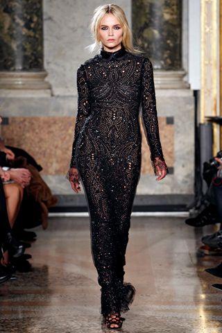 PucciPoly Poly Natasha, Emilio Pucci, Natasha Poly, Pucci Fall, Maxis Dresses, Pucci 2011, Fall Winter, Emiliopucci, Fall 2011