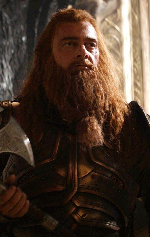 Volstagg Thor Movie