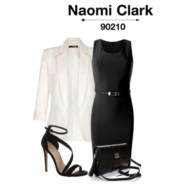 90210 Naomi Clark by seen-on-tv