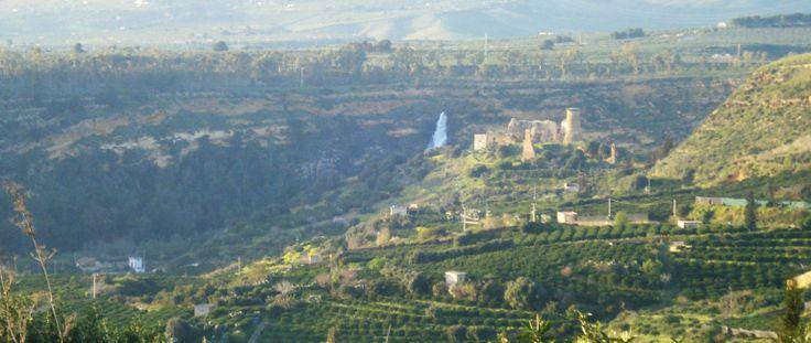 I magnifici agrumeti di Ribera e la Torre di Poggiodiana