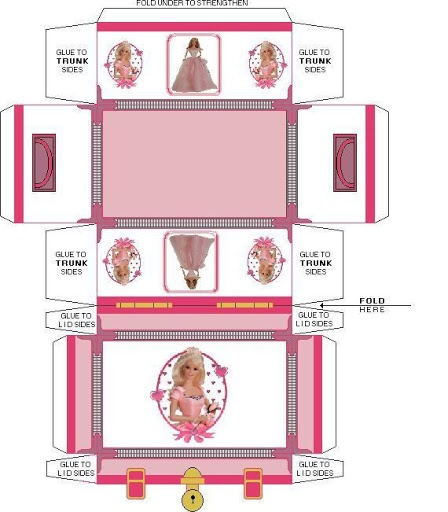 347 Best 3d Paper Doll Furniture, Toys Templates Images On