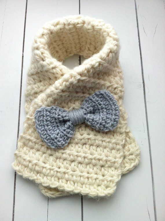 Mejores 93 imágenes de Crochet scarves en Pinterest | Bufandas ...