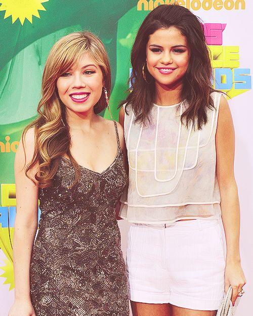 Jenette McCurdy et Selena Gomez