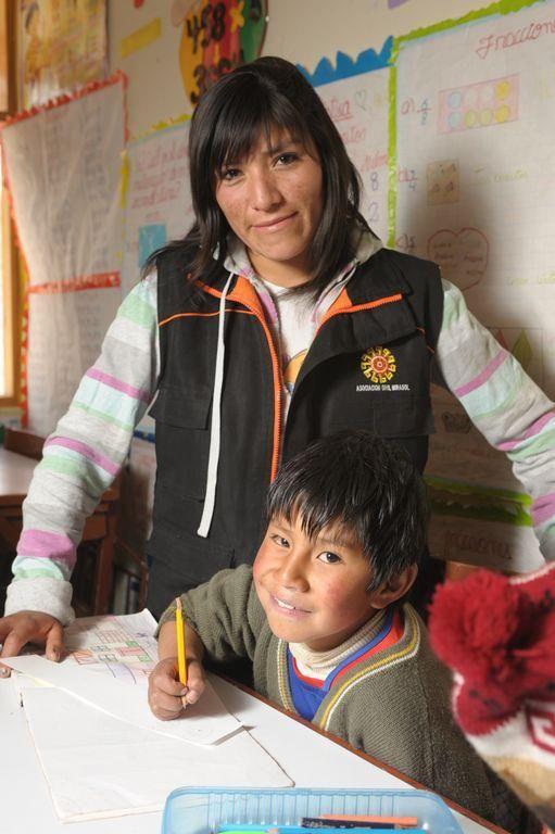 Children at Mirasol Project