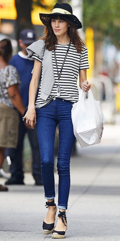 What Was She Wearing Alexa Chung