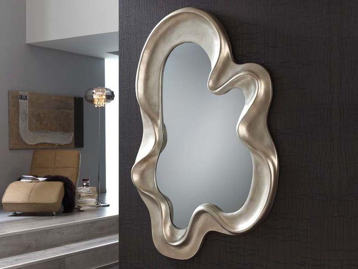 Espejos originales modelo ORION. Decoracion Beltran, tu tienda de espejos de cristal modernos en internet. Puedes encontrarlo en www.decoracionconespejos.com