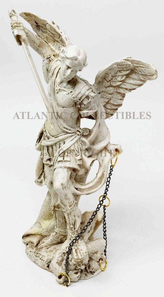 e375962a715 Saint Michael Archangel of God Collectible Figurine 5