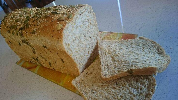 Jumbo Wholemeal Multigrain Bread Loaf