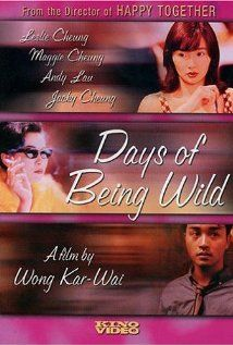 Days of Being Wild (1990) by Wong Kar Wai. WKW's early films are raw, thus refreshing!