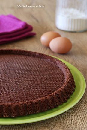 Base per crostata morbida al cacao