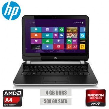 HP Pavilion TouchSmart 11 AMD A4 4GB 500GB Radeon 8210 11.6' Tactil Esp.