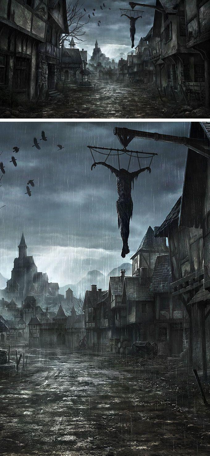 Dark Ages by Jonas De Ro