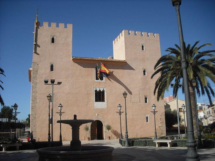 Valencia Albalat. Castillo