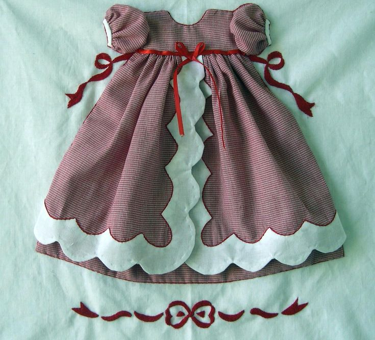 229 Best Images About Doll Dress Quilts On Pinterest