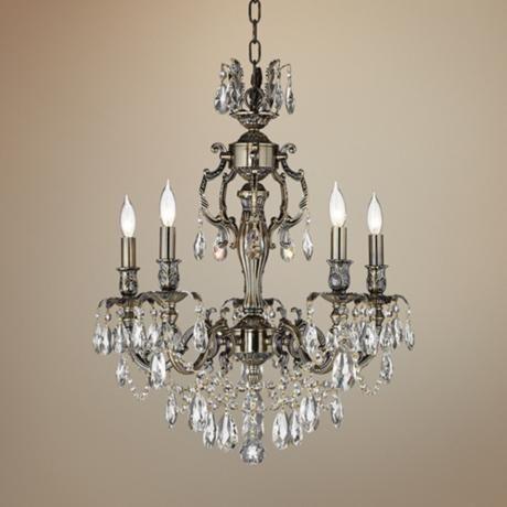 Best 25+ Antique brass chandelier ideas on Pinterest Brass - moder