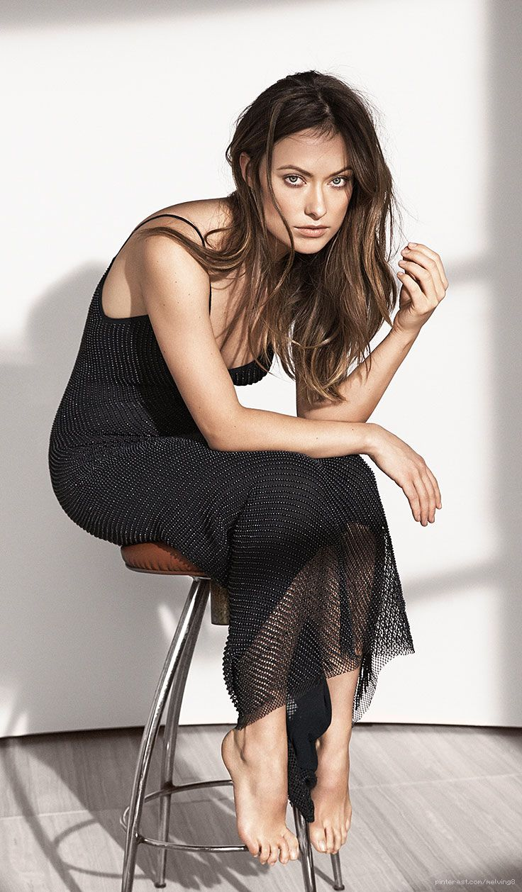 Nouvelle Collection Hm Olivia Wilde Flaunts Her Stuff For H M Holywood Olivia Wilde
