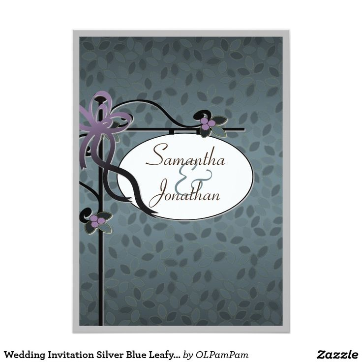 661 best Wedding Winter Invitations images – Fall or Winter Theme Invitation Cards