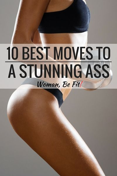 The best and only butt workout you'll ever need.