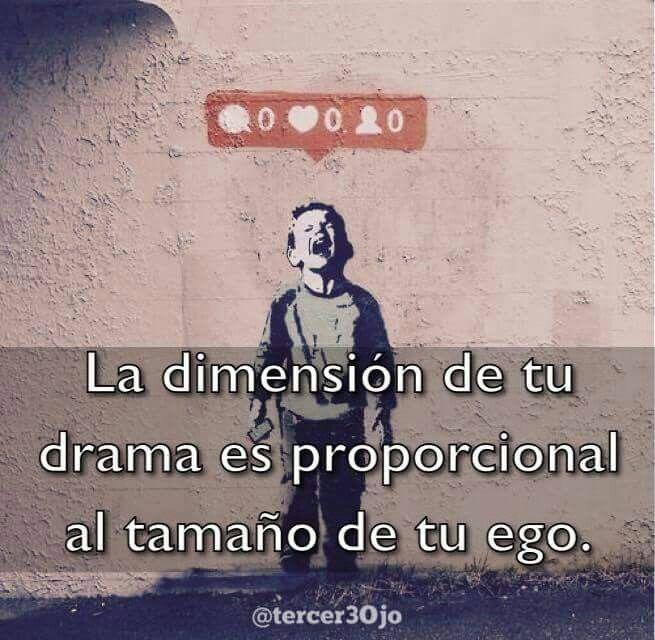 Drama-ego: