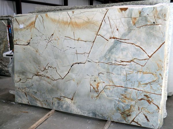 Blue Roma Quartzite Slab 4580 600 Obad In 2019