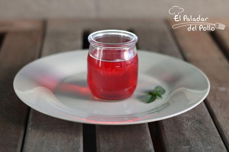 Gelatina de frambuesa http://goo.gl/AficlE