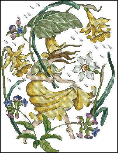 Hadas de las Flores - Mayo
