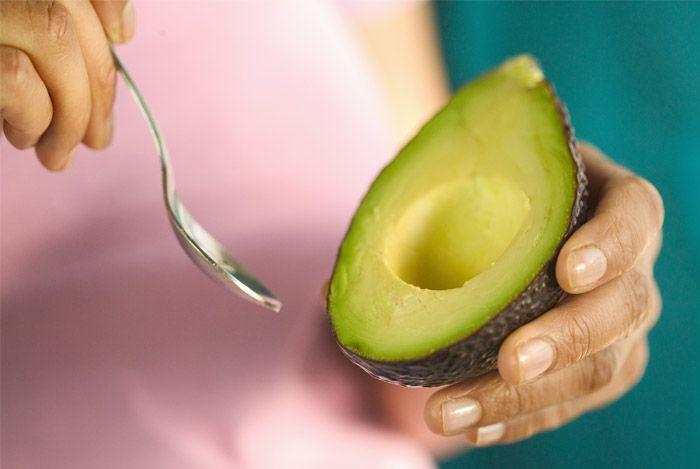 Avocado fiber. #fiber #avocado